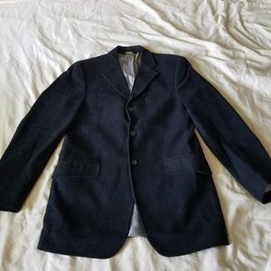 Banana Republic Men's Black Corduroy Blazer